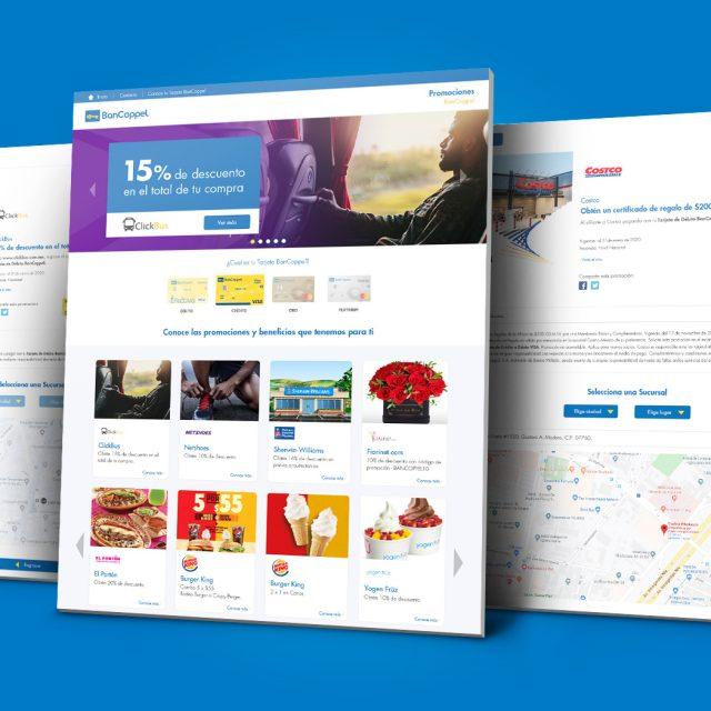 Sitio web de Promociones – BanCoppel